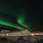 Viðvörun: Búist er við segulstormi, meira en 600 km/s yfir landinu í kvöld