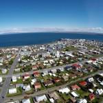 Reykjanesbær myndaður með dróna – Sjáðu Myndirnar!