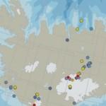Tveir snarpir jarðskjálftar – Fundust vel í Grindavík