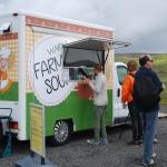 Farmers Soup opnar við Seltún í Krýsuvík – Hollar og góðar súpur