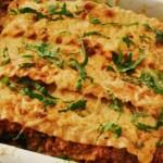 Einfalt og gott lasagna á 20 mínútum – Uppskrift