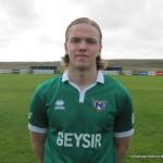 Björn Axel er genginn til liðs við Njarðvíkinga