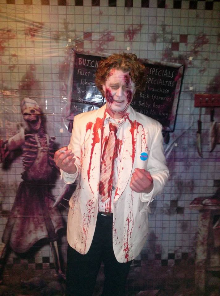 zombie marteinn ibsen
