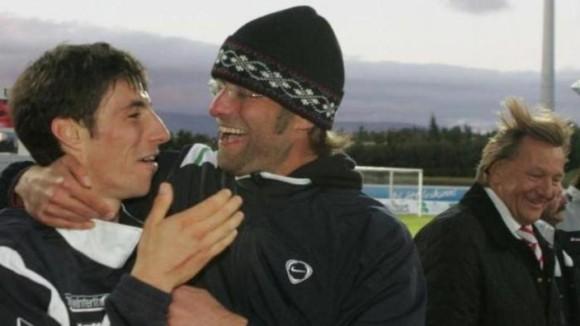 Fyrsti útisigur Jürgen Klopp í Evrópukeppni var gegn Keflavík