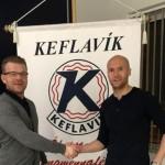 Sigmar Ingi þjálfar markverði Keflvíkinga