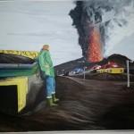Ásmundur sýnir myndlist á Menningarviku í Grindavík