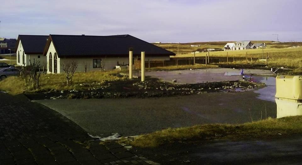 Hótelið mun stækka um 15 herbergi - Eigendur vonast til að verktakar og iðnaðarmenn komi af Suðurnesjum