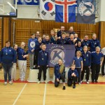 Keflvíkingar unnið liðakeppni taekwondo sex ár í röð