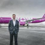 Fjárfesting Airport Associates í WOW nemur um 400 milljónum króna