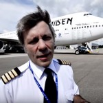 "Bruce Dickinson: ""Mun sakna Ed Force One"" – Myndband!"