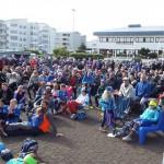 Ánægja með EM-Skjáinn – Allir leikirnir í 8 liða úrslitunum í beinni á skjánum