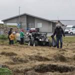 Íbúar hreinsa Innri-Njarðvíkurhverfi – Förguðu 11 tonnum af rusli á síðasta ári