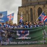 Sjáðu Ísland-England með augum Jóhanns D Bianco – Myndband!
