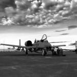 A-10 Warthog vélar Bandaríkjahers í Keflavík – Notaðar í báráttunni við ISIS