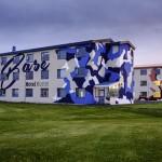 Veðsetti Base hotel fyrir tæpan milljarð