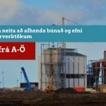 Frá A-Ö: Deilurnar harðna í Helguvík