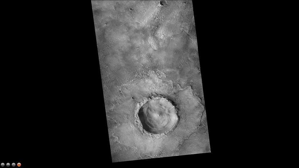 grindavik crater mars