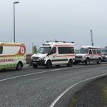 Um 130 björgunarsveitarmenn tóku þátt í aðgerðum vegna farþegaþotu WestJet
