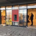 Íslandsbanki setur upp hraðbanka á Fitjum