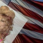 Leoncie sendir Donald Trump hamingjuóskir