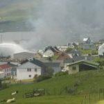 Bruni í Færeyjum: Suðurnesjafólk þurfti að yfirgefa híbýli sín – Myndband!