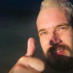 Vinsælasta YouTube stjarna heims heimsótti Bláa lónið – 1.000.000 áhorf á fimm tímum!