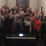 Vox Felix í undanúrslitum Kórar Íslands á sunnudag – Myndband!