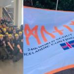 Heiðabúar á ferð og flugi – Myndir og myndband!