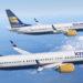 Boeing 757 flugvél Icelandair snérist í hvassviðri og lenti á stigabíl